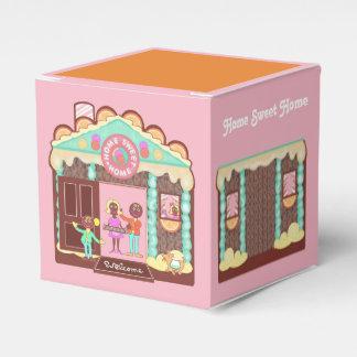 Home Sweet Home gift box/ dollhouse Favor Box