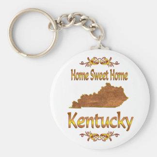 Home Sweet Home Kentucky Keychain