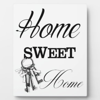 Home Sweet Home Printable Art Plaque