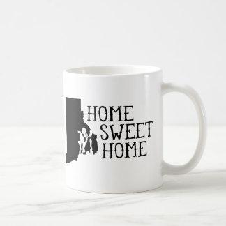 Home Sweet Home Rhode Island Coffee Mug
