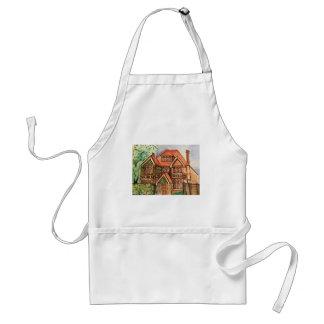 Home sweet home standard apron