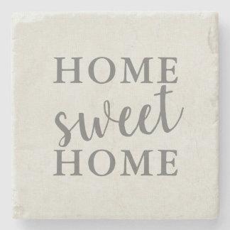 Home Sweet Home Stone Coaster