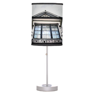 HOME SWEET HOME TABLE LAMP