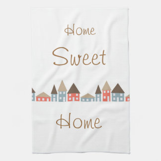 Home Sweet Home Towels