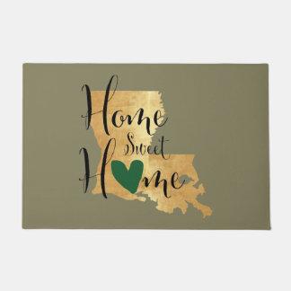 Home Sweet Louisiana Doormat