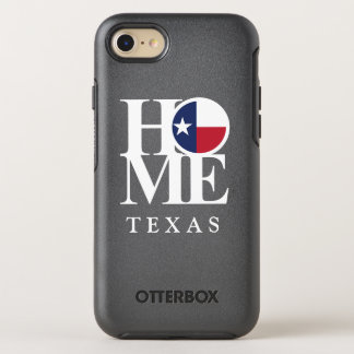 HOME Texas iPhone Otter Box OtterBox Symmetry iPhone 7 Case