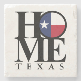 HOME Texas Stone Coaster