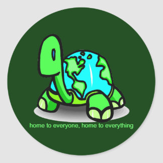 home to everyone Sticker
