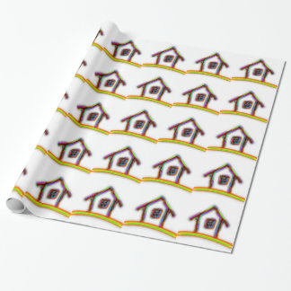 Home Wrapping Paper