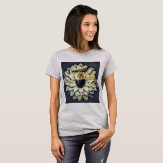 Homebrew Flower Logo T-shirt