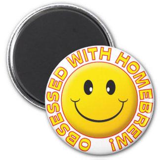 Homebrew, Obsessed Smile Magnet