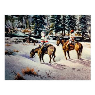 HOMECOMING by SHARON SHARPE Postcard