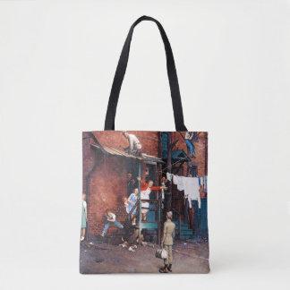 Homecoming G.I. Tote Bag