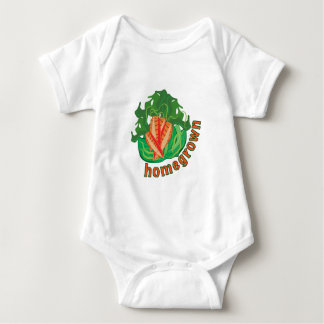 Homegrown Baby Bodysuit