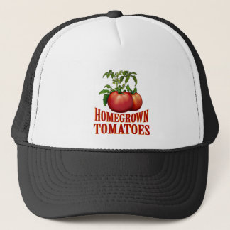 Homegrown Tomatoes Trucker Hat