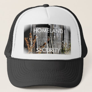 HOMELAND SECURITY Hat