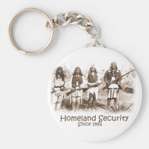 Homeland Security Key Chains