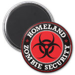 Homeland Zombie Security - Red B