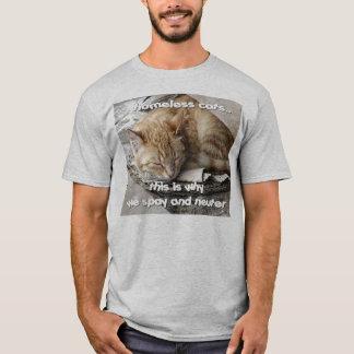 Homeless cats T-Shirt