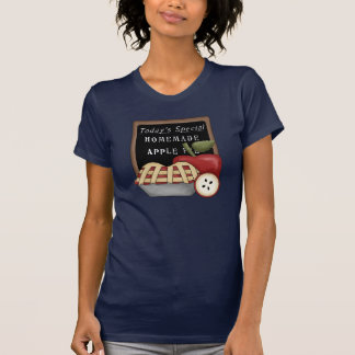 Homemade Apple Pie T Shirts