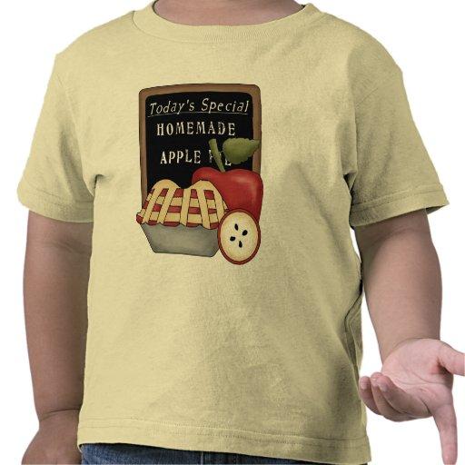 Homemade Apple Pie T-shirts