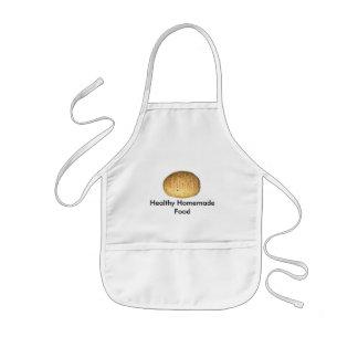 Homemade bread   kids apron