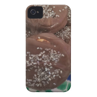 Homemade Chocolate Cookies iPhone 4 Cases