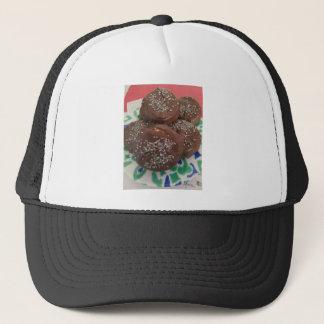 Homemade Chocolate Cookies Trucker Hat