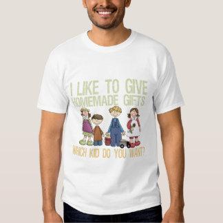 Homemade Gifts Tshirt