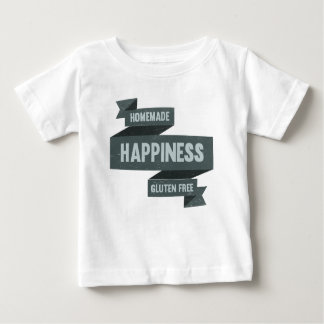 Homemade Happiness - gluten free Baby T-Shirt