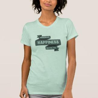 Homemade Happiness - gluten free Tee Shirts