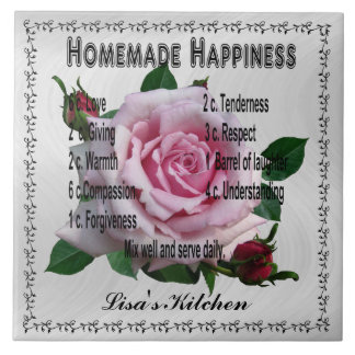 HOMEMADE HAPPINESS-TILE CERAMIC TILES