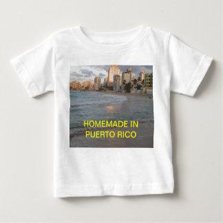 HOMEMADE IN PUERTO RICO BABY T-Shirt