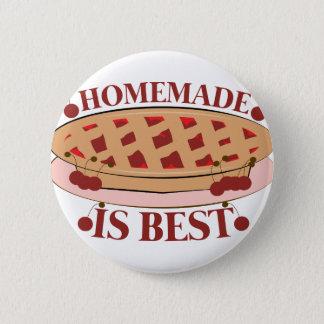 Homemade Is Best 2 Inch Round Button