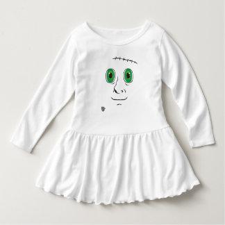 Homemade Monster Dress