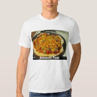 Homemade Pizza Tee Shirts