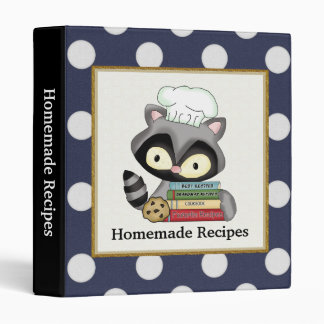 Homemade recipes Binder
