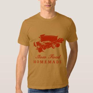 Homemade Slow Food Shirt