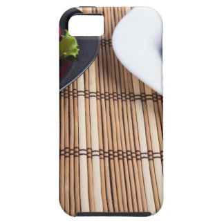 Homemade vegetarian dishes of stewed eggplant iPhone 5 case