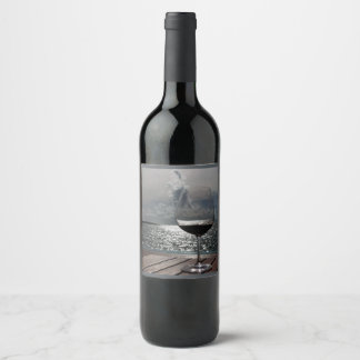 Homemade Wine Label