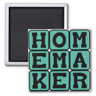 Homemaker, Domestic Goddess Magnet