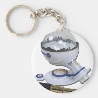 HomePlanetarium112010 Basic Round Button Keychain