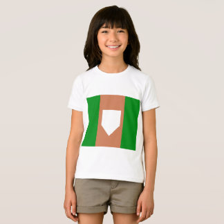 homeplate Girls'  Jersey T-Shirt