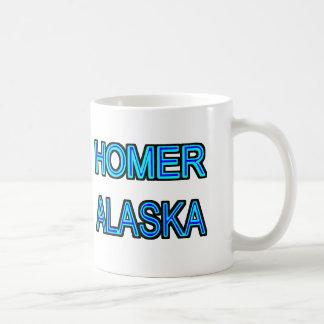 Homer Alaska Coffee Mug
