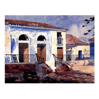 Homer - House, Santiago, Cuba Postcard
