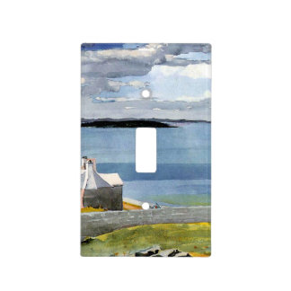 Homer - Inland Water, Bermuda Light Switch Cover