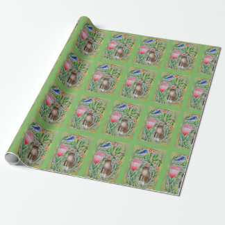 Homerific Wrapping Paper Gift Wrap