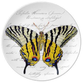 'Homerus' Decorative Porcelain Plate