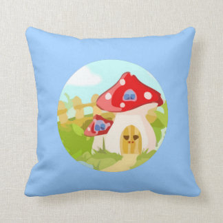 HoMEs for GnOMEs Throw Pillow