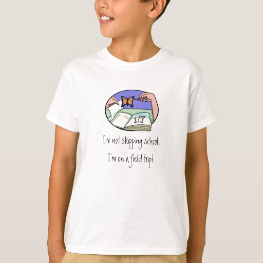 Homeschool Field Trip Tee